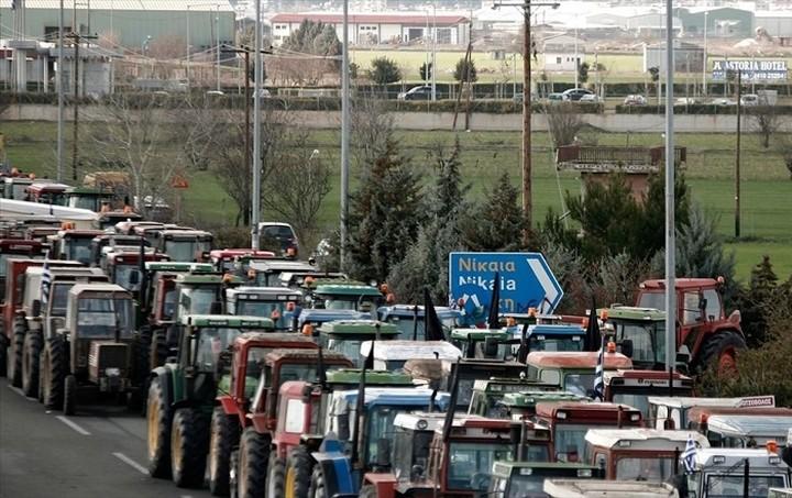 Στο Μαξίμου οι αγρότες - Κατέθεσαν τις προτάσεις τους