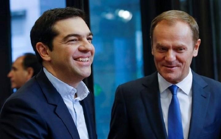 Τσίπρας: Ο ελληνικός λαός έχει κληθεί να σηκώσει δυσανάλογο βάρος