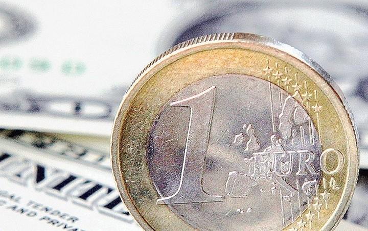 Οριακή άνοδος του ευρώ