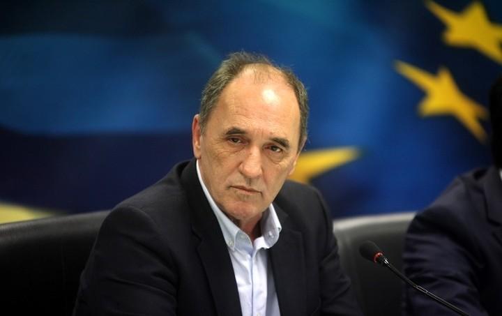Σταθάκης: Μακρά μεταβατική περίοδο επιθυμεί η Ελλάδα για τα κόκκινα δάνεια
