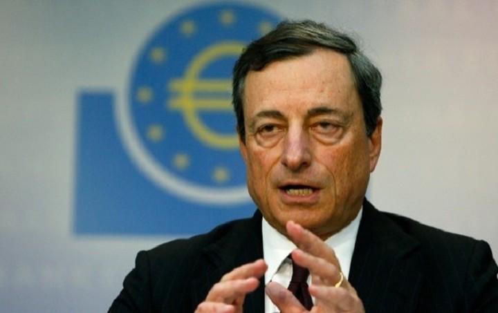 Ντράγκι: Ομόλογα ύψους 16,3 δισ. ευρώ αγόρασε η ΤτΕ στο πλαίσιο του QE