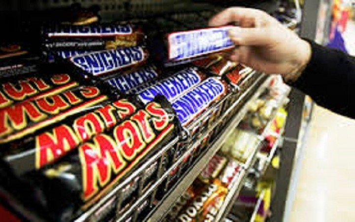 Ανάκληση προϊόντων σοκολάτας Mars και Snickers - Ποιες παρτίδες αφορά