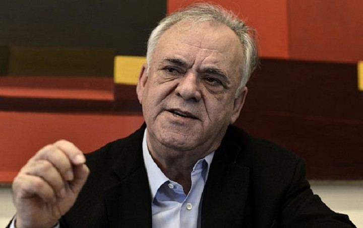 Στην ανάγκη αποτελεσματικής διαχείρισης του προσφυγικού συμφώνησαν Δραγασάκης - Άσπακερ