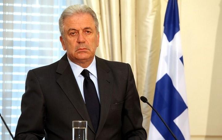 Αβραμόπουλος: Οι μονομερείς ενέργειες δεν οδηγούν πουθενά