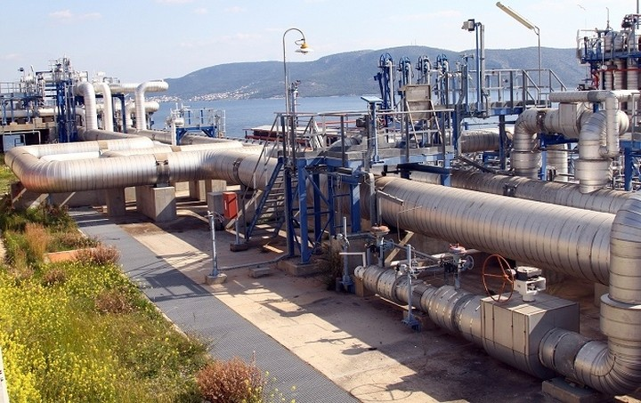 Ικανοποίηση ΥΠΕΝ με τη συμφωνία για τον ελληνοιταλικό αγωγό φυσικού αερίου
