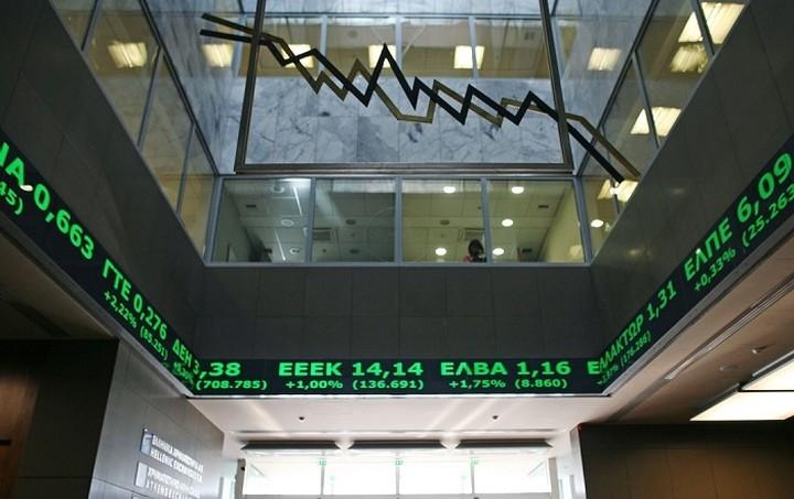 Με ισχυρή άνοδο 4,78% έκλεισε το Χρηματιστήριο την Παρασκευή