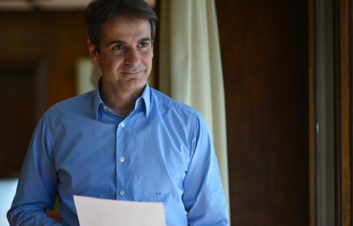 Μητσοτάκης: Επιβάλεται η σύγκληση του Συμβουλίου Αρχηγών