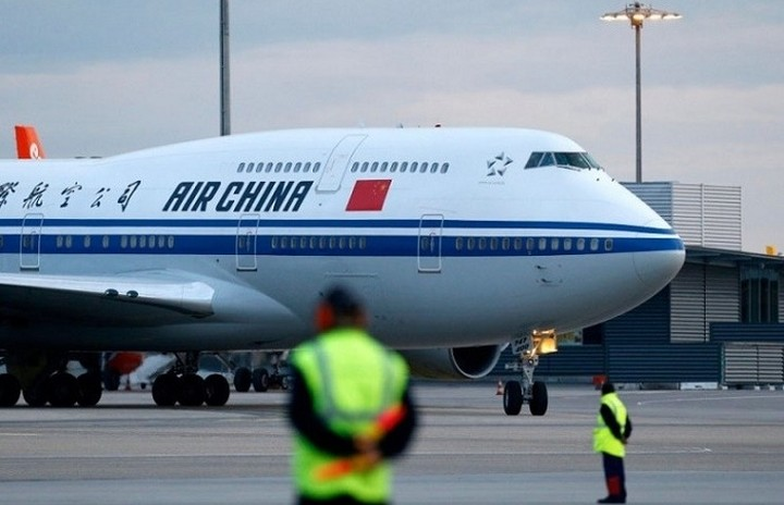 Η Air China έκανε παραγγελία ύψους 3,1 δισ. δολαρίων στην Airbus