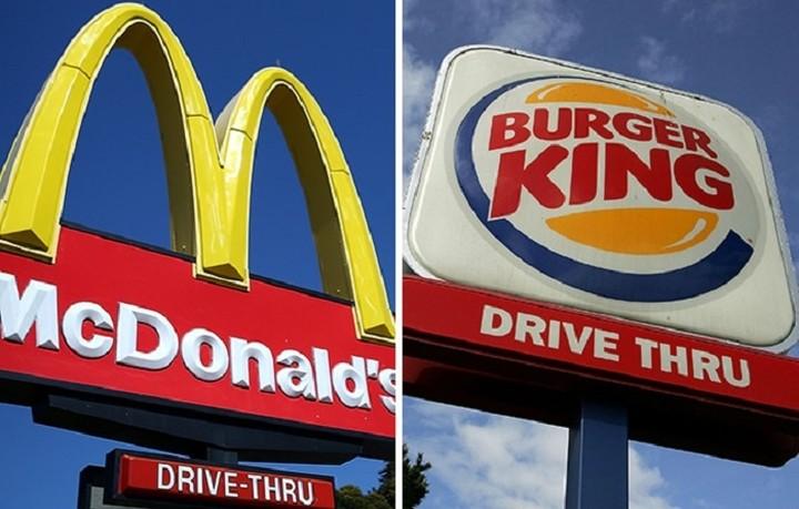 Ο απίστευτος διαφημιστικός πόλεμος της McDonald΄s με την Burger King