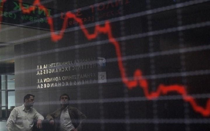 Απώλειες -6,54% για το Χ.Α. τον Φεβρουάριο