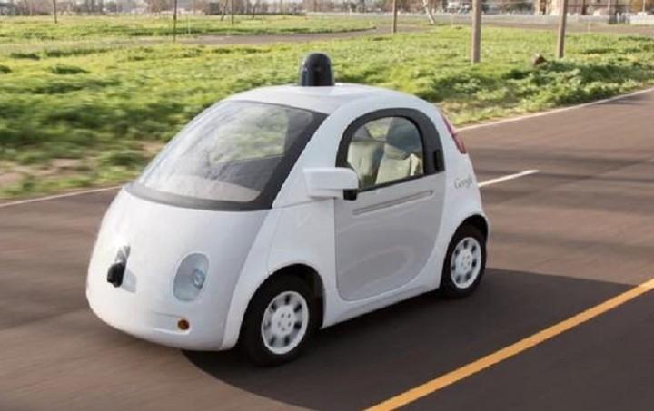 Το πρώτο ατύχημα του αυτοκινούμενου της Google