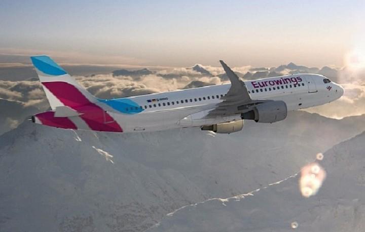 Η Eurowings  ενώνει την Γερμανία με την Καβάλα