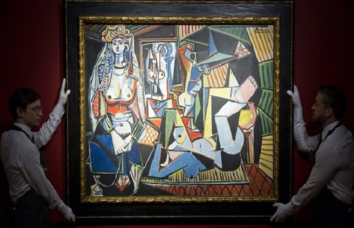 Ο πιο ακριβός πίνακας που δημοπρατήθηκε ποτέ