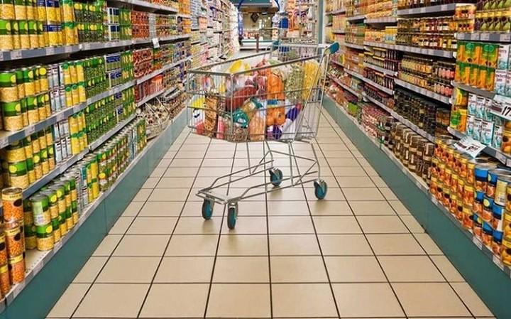 ΙΕΛΚΑ: Πτώση της κατανάλωσης στα σουπερμάρκετ