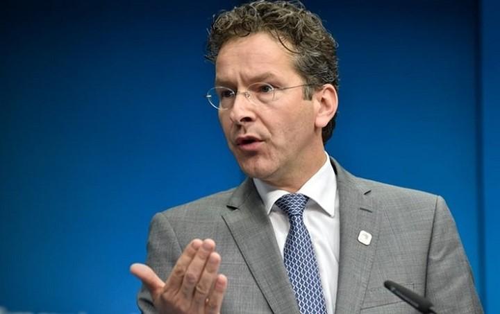 Ντάισελμπλουμ πριν το Eurogroup: Η Ελλάδα να εφαρμόσει τη συμφωνία του Αυγούστου