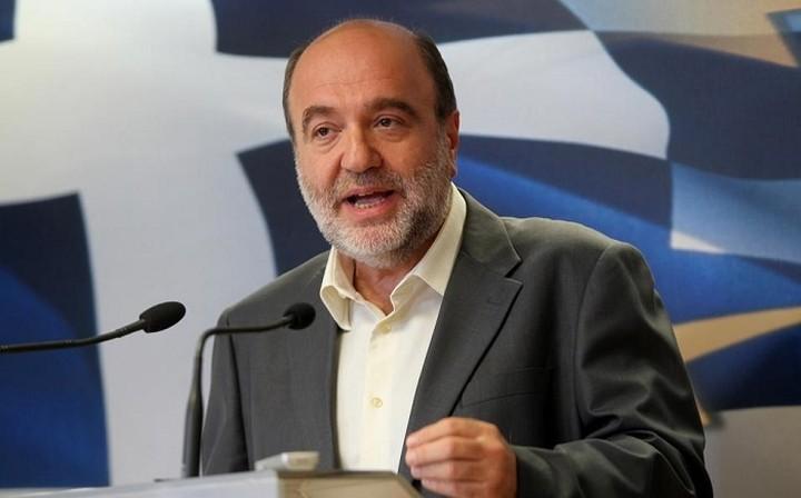 Αλεξιάδης: Οι φορολογικές δηλώσεις θα κατατεθούν περίπου 15 Μαρτίου έως 15 Μαΐου