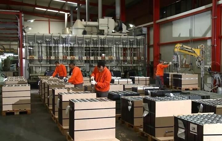 Ελληνικό το δεύτερο μεγαλύτερο εργοστάσιο μπαταριών στην Ευρώπη – Οι επιδόσεις