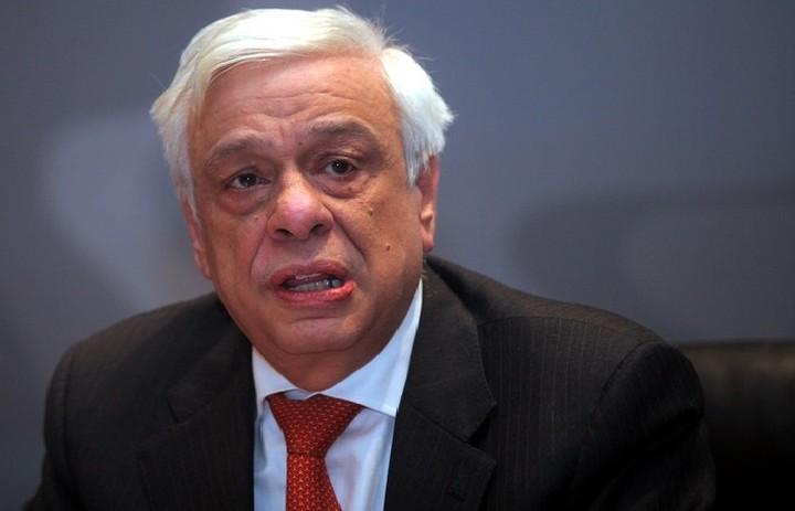Παυλόπουλος: Να διορθώσουν οι δανειστές τα λάθη τους