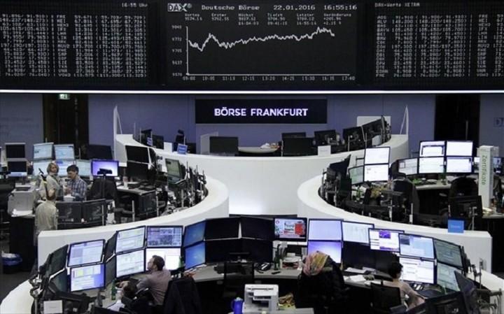 Άνω του 2% τα κέρδη στις ευρωαγορές