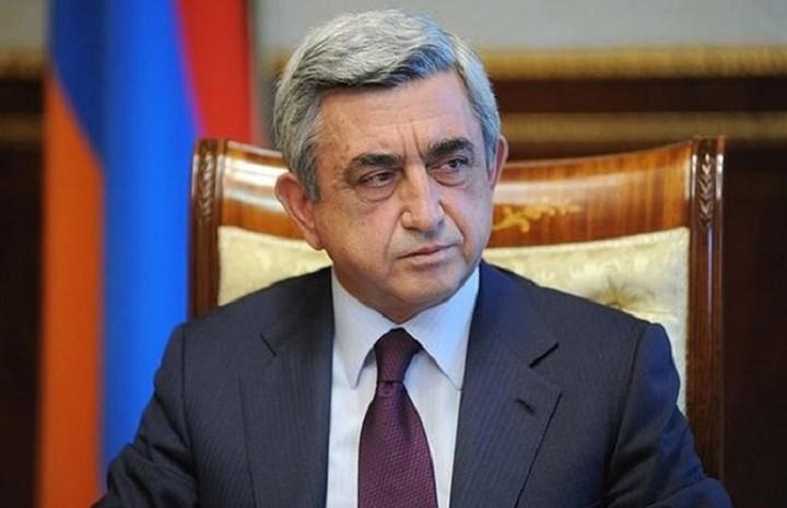 Στην Ελλάδα τη Δευτέρα ο Πρόεδρος της Αρμενίας