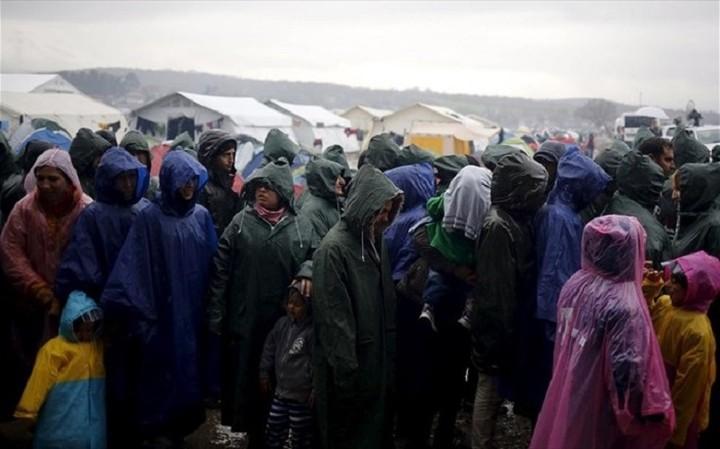 Πάνω από 40.000 πρόσφυγες στην Ελλάδα