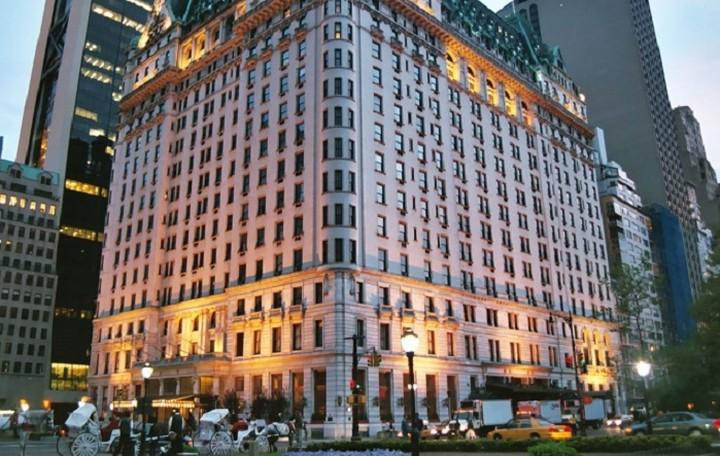Πωλητήριο σε ένα από τα καλύτερα ξενοδοχεία του κόσμου