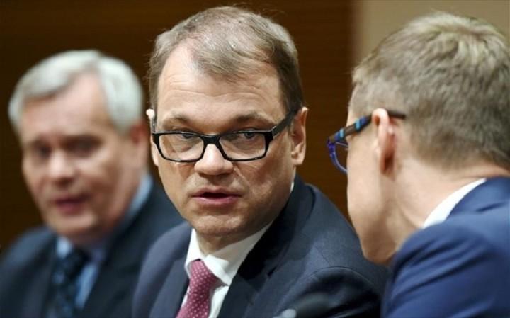 Φινλανδός πρωθυπουργός: H συμφωνία με την Τουρκία εγκρίθηκε