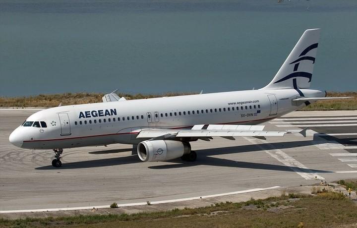Στην οικογένεια της AEGEAN και το τελευταίο Airbus A320 ceo