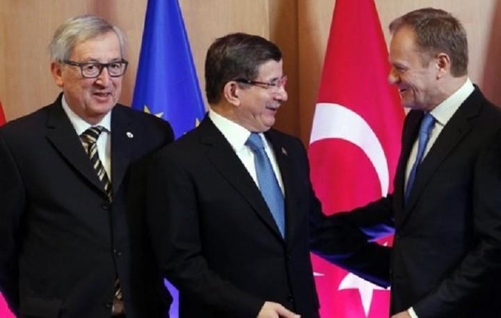 Συμφωνήσαν οι «28» με την Τουρκία στο προσφυγικό