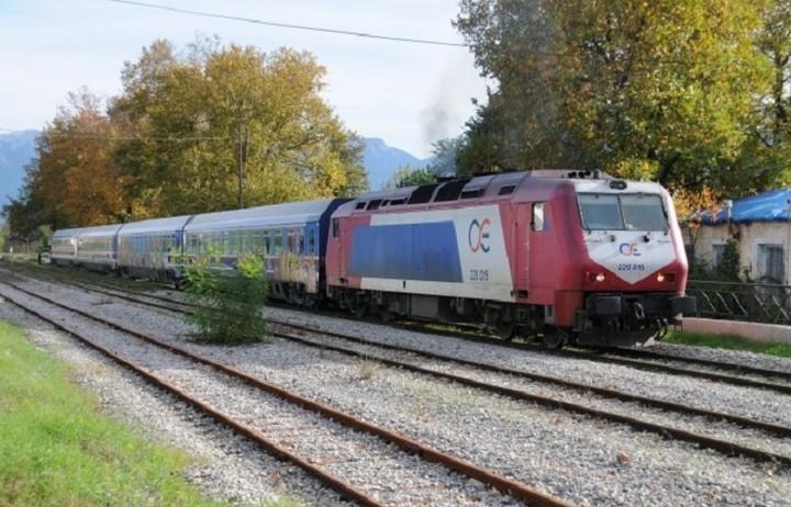 Τρίωρες στάσεις εργασίας στον σιδηρόδρομο