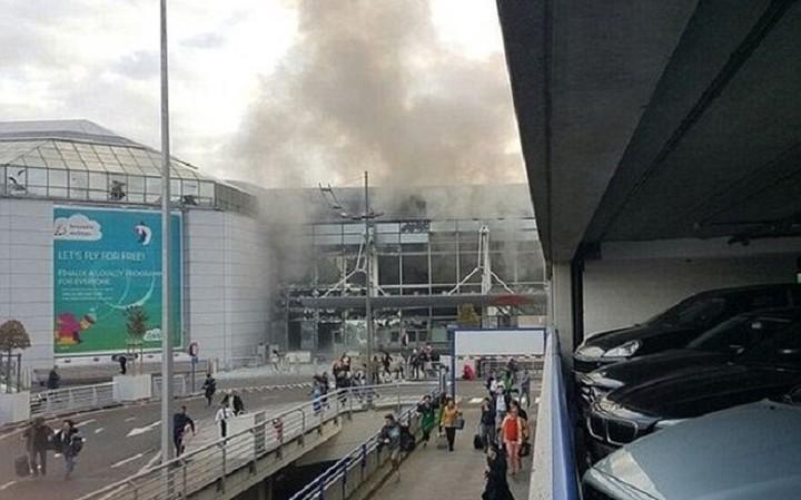 Τρομοκρατικό χτύπημα στις Βρυξέλλες- Εκρήξεις σε αεροδρόμιο και μετρό - 34 νεκροί
