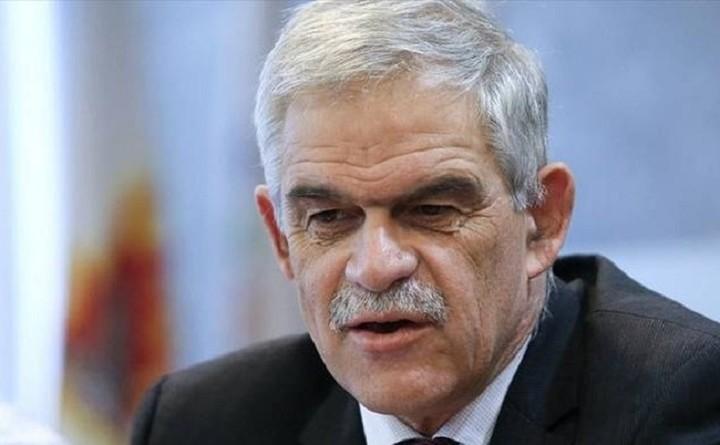 Τόσκας: Κανένας λόγος ανησυχίας για την Ελλάδα