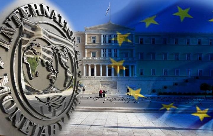 Η κυβέρνηση, το ΔΝΤ, ο πόλεμος για τα μετρα και το χρέος