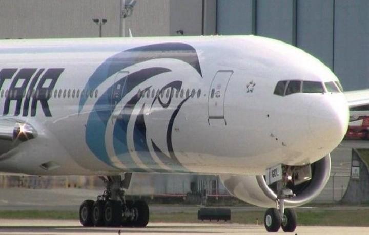 Αεροπειρατεία σε αιγυπτιακό αεροσκάφος