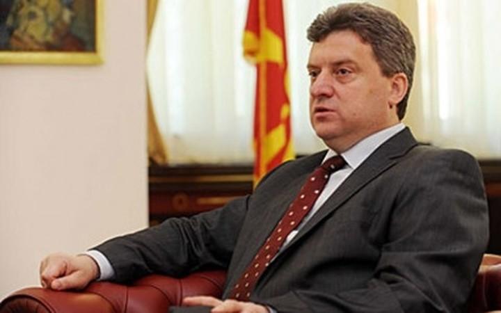 Πρόεδρος ΠΓΔΜ: Το κλείσιμο του βαλκανικού διαδρόμου δεν είναι εις βάρος της Ελλάδας