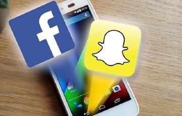 Ο τεχνολογικός πόλεμος ανάμεσα στο Facebook και το Snapchat