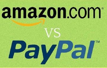 Κορυφώνεται ο ανταγωνισμός της Amazon με το PayPal
