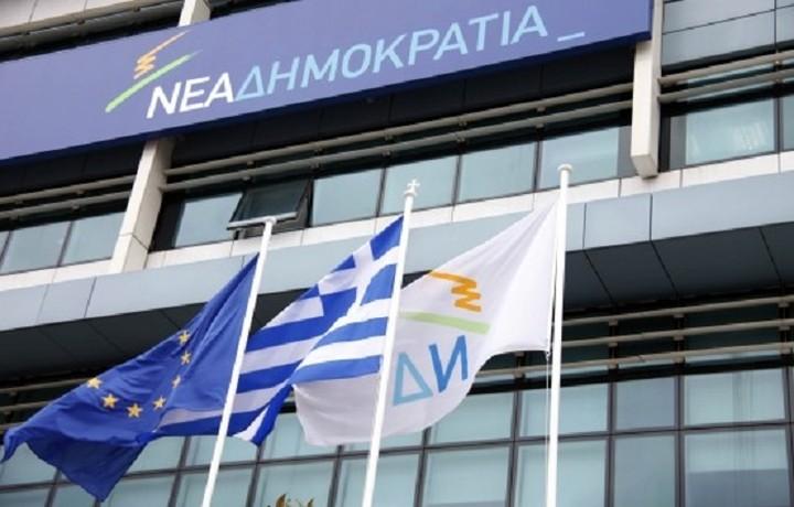 """ΝΔ: Ο Τσίπρας στη χθεσινή """"περί ανοησίας"""" διάλεξή του συνέχισε τα ψέματα"""
