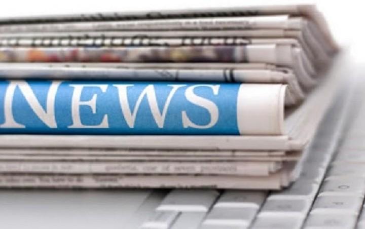 Τα πρωτοσέλιδα των σημερινών εφημερίδων