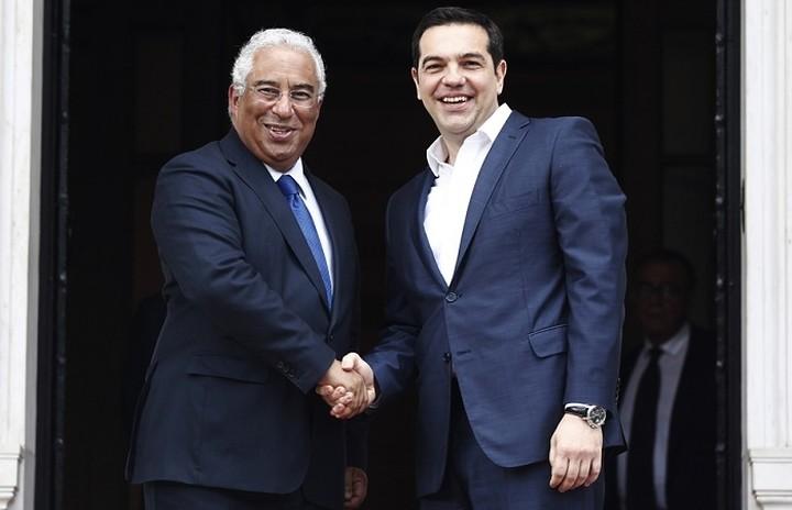 Κοινή διακήρυξη Ελλάδας – Πορτογαλίας