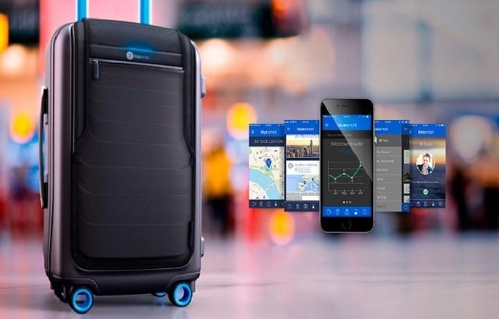 Η «έξυπνη» βαλίτσα