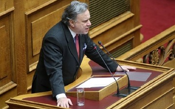 Κατρούγκαλος: Τα «κόκκινα» δάνεια είναι ένα από τα αιχμηρά σημεία της διαπραγμάτευσης