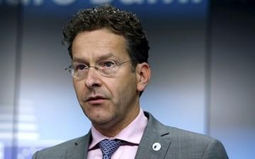 Ντάισελμπλουμ: Δεν δέχομαι να φύγει το ΔΝΤ από το ελληνικό πρόγραμμα