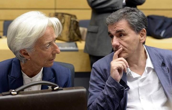 Λαγκάρντ: Επιστρέφουν οι Θεσμοί στην Αθήνα