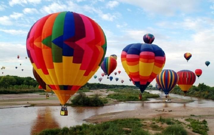 Η Καλαμάτα καινοτομεί και φτιάχνει βάση για πτήσεις με αερόστατα