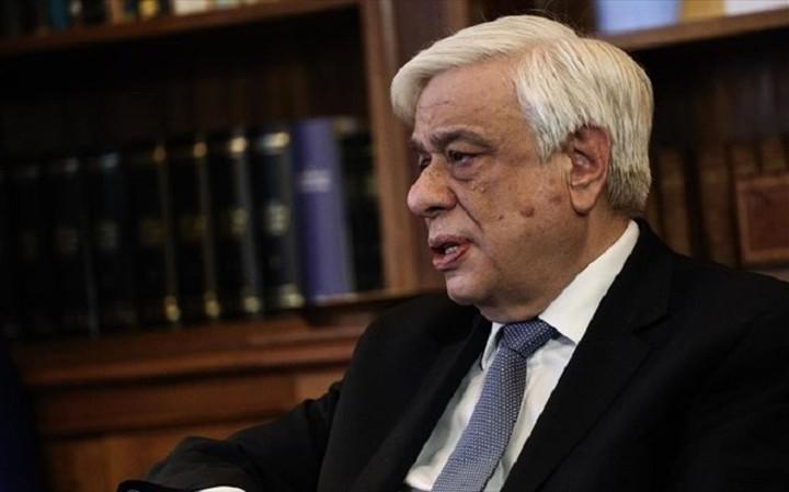 Παυλόπουλος: Αναγκαία η αλληλεγγύη από ΕΕ και ΝΑΤΟ στο προσφυγικό