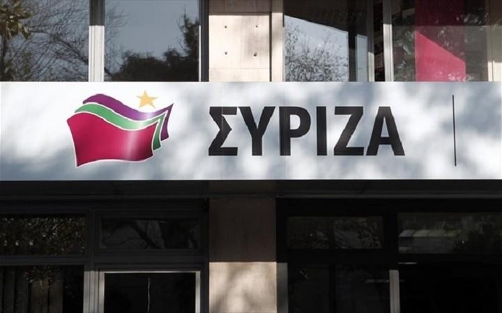 ΣΥΡΙΖΑ: Ο Μητσοτάκης υποστηρζει σθεναρά αυτούς που εκβιάζουν την Ελλάδα