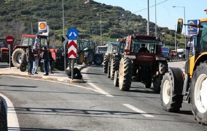 Νέα κάθοδο στην Αθήνα ετοιμάζουν οι αγρότες
