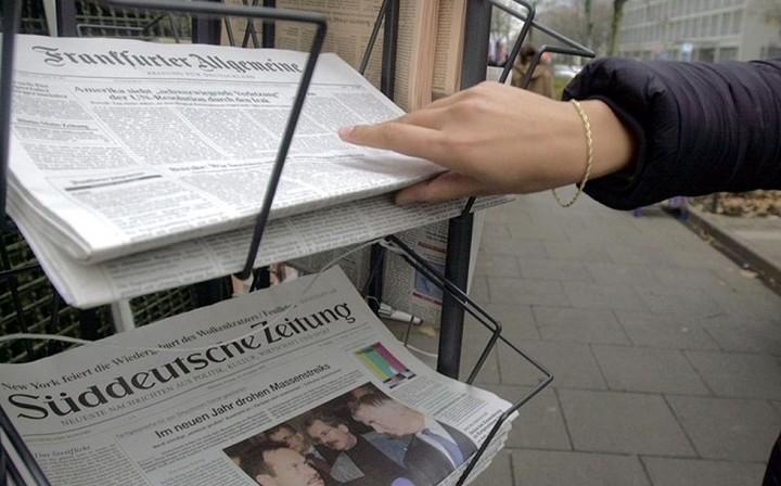 Πως σχολιάζει ο γερμανικός Τύπος τις απεργιακές κινητοποιήσεις στην Ελλάδα