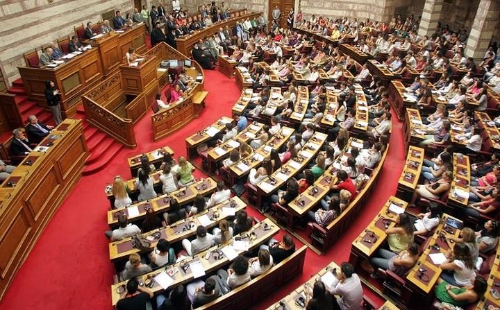 Απέρριψε η Βουλή την αίτηση αντισυνταγματικότητας για το ασφαλιστικό
